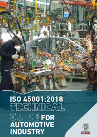 Bureau Veritas Technical Guide ISO 45001 Automotive